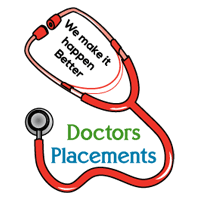 Doctors Placements Health Care Consultancy logo